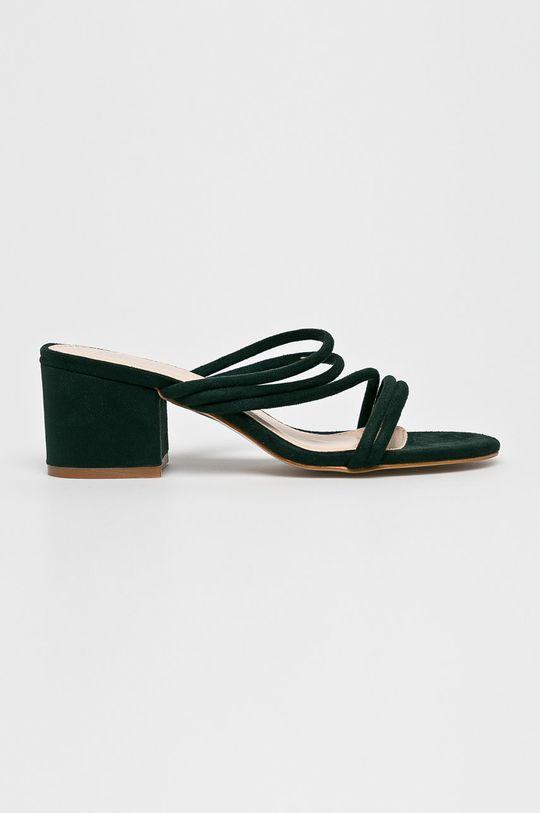 sötétzöld Answear - Papucs cipő JMW01540TXK. Női