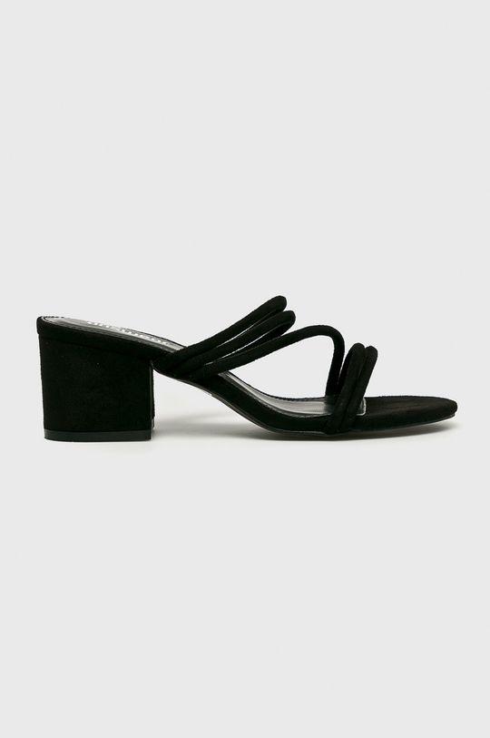 fekete Answear - Papucs cipő JMW01540TXK. Női