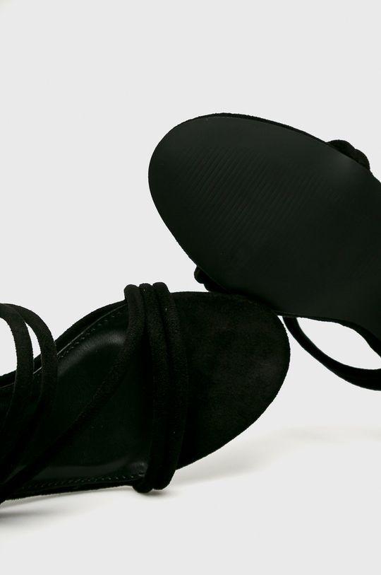 fekete Answear - Papucs cipő JMW01540TXK.