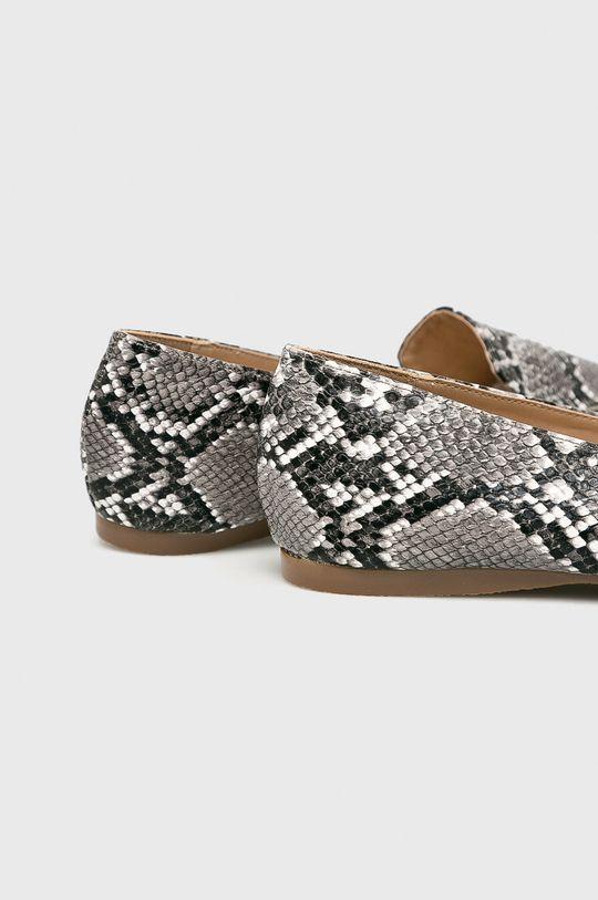 Answear - Baleriny Cholewka: Materiał tekstylny, Wnętrze: Materiał syntetyczny, Podeszwa: Materiał syntetyczny,
