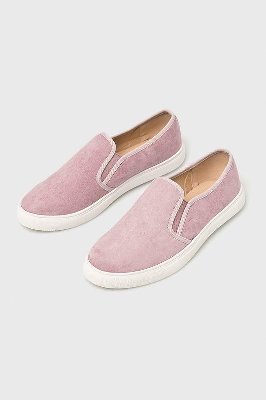 Answear - Pantofi violet