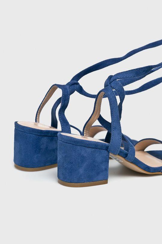 niebieski Answear Lab - Sandały