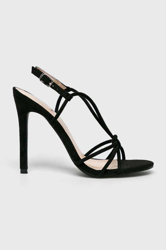 negru Answear - Sandale De femei