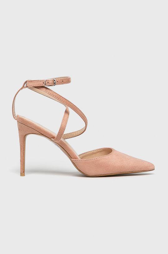 roz Answear - Pantofi cu toc De femei