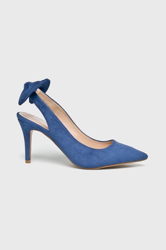 albastru Answear - Pantofi cu toc De femei