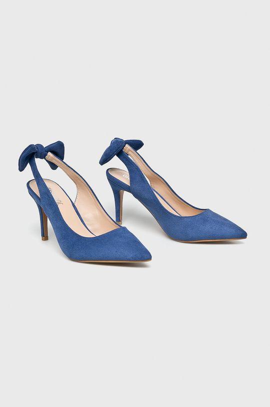 Answear - Pantofi cu toc albastru