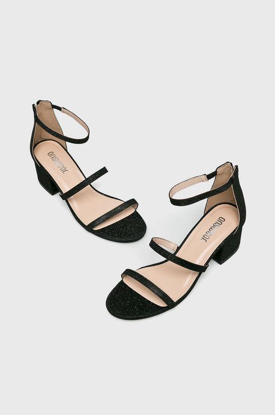 negru Answear - Sandale
