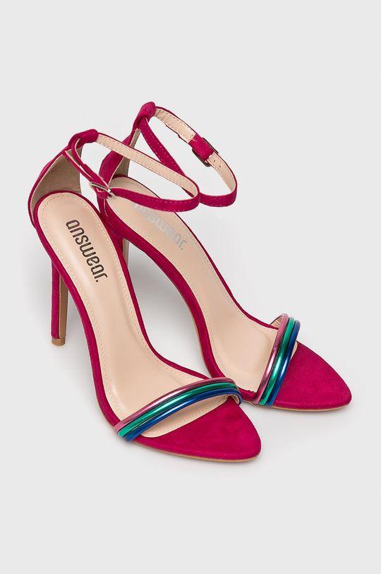 Answear - Sandale roz