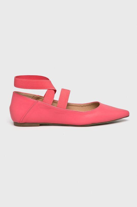 rózsaszín Answear - Balerina SGC1794401. Női