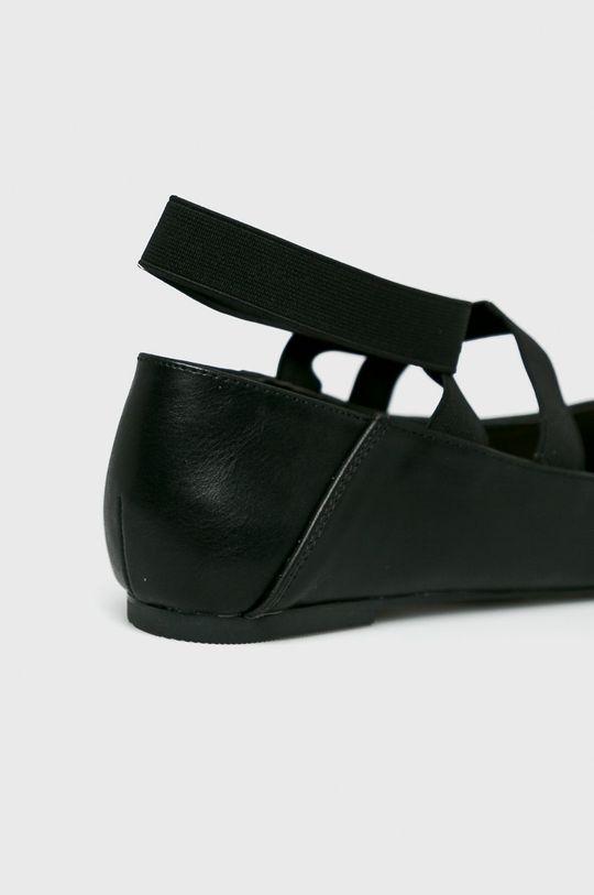 Answear - Balerina SGC1794401. fekete