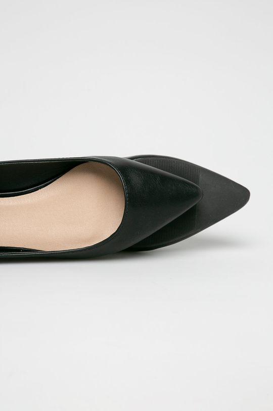 negru Answear - Balerini