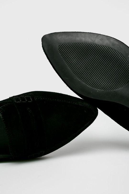 fekete Answear - Mokaszin 6834Z.