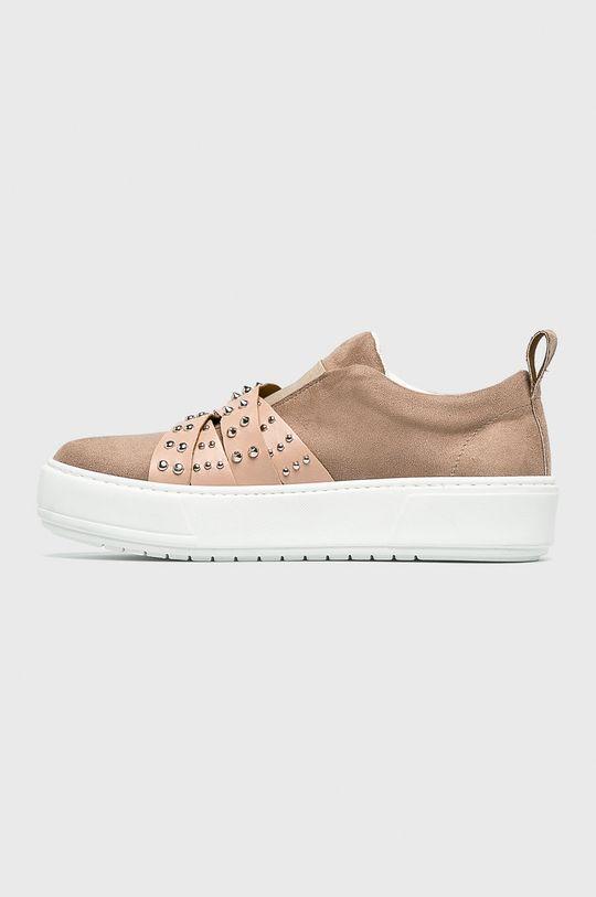 roz Answear - Pantofi