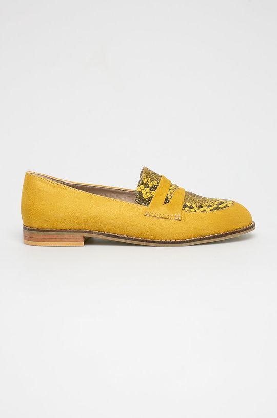 sárga Answear - Mokaszin Crockolover Női