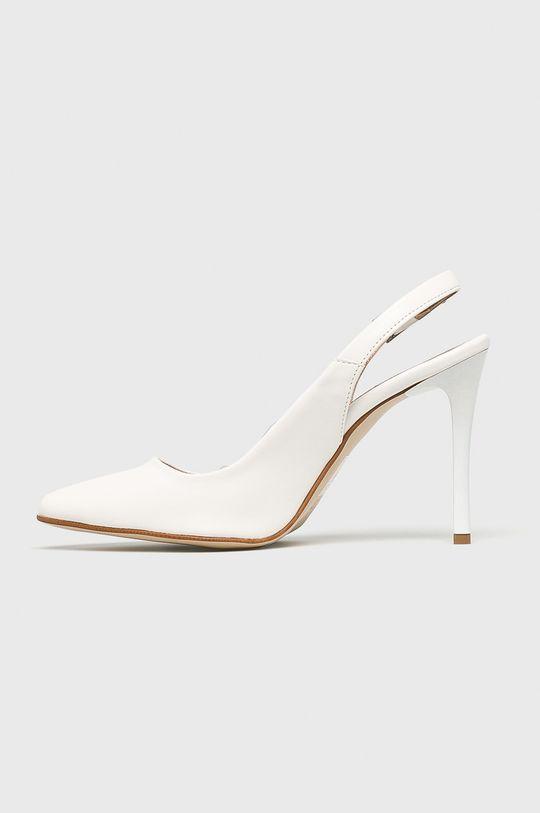 Answear - Pantofi cu toc Material sintetic