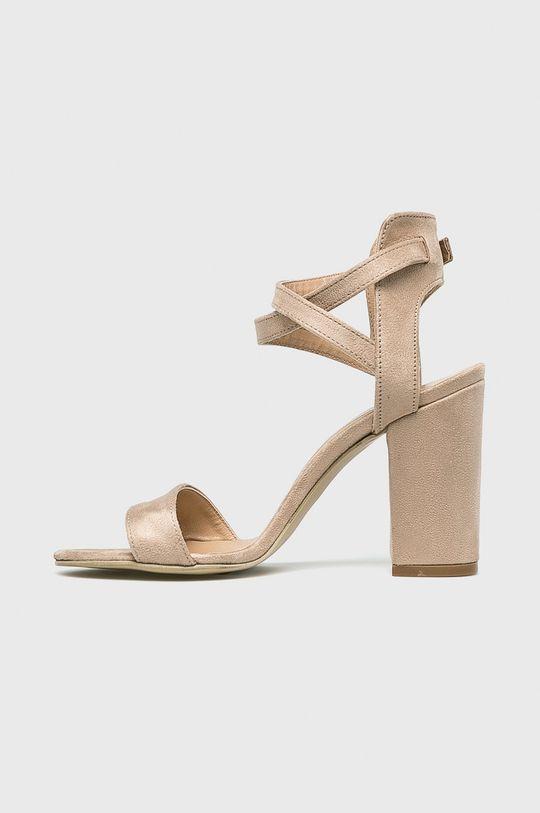 Answear - Sandale Gamba: Material textil Interiorul: Material sintetic Talpa: Material sintetic