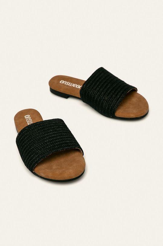 Answear - Papuci negru