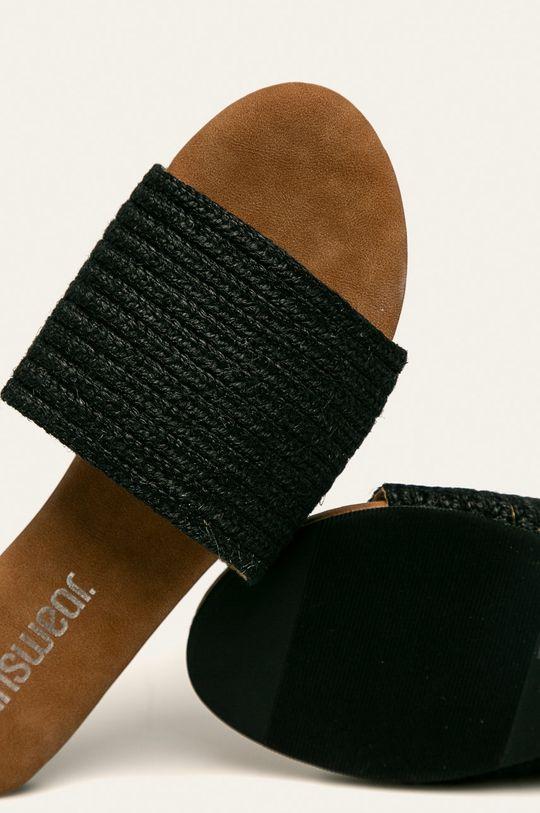negru Answear - Papuci