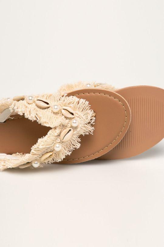Answear - Slapi Gamba: Material textil Interiorul: Material sintetic Talpa: Material sintetic