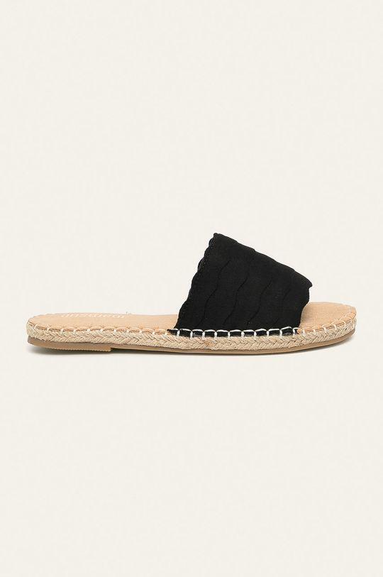 čierna Answear - Šľapky Dámsky