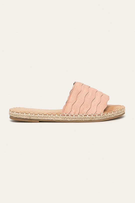 roz Answear - Papuci De femei