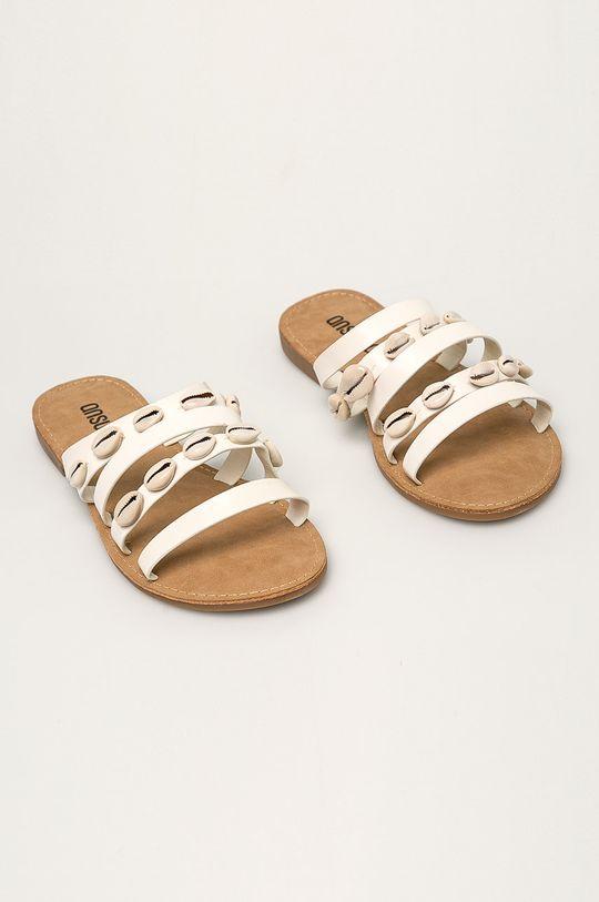 Answear - Pantofle bílá