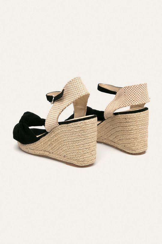 Answear - Sandały Cholewka: Materiał tekstylny, Wnętrze: Materiał syntetyczny, Podeszwa: Materiał syntetyczny