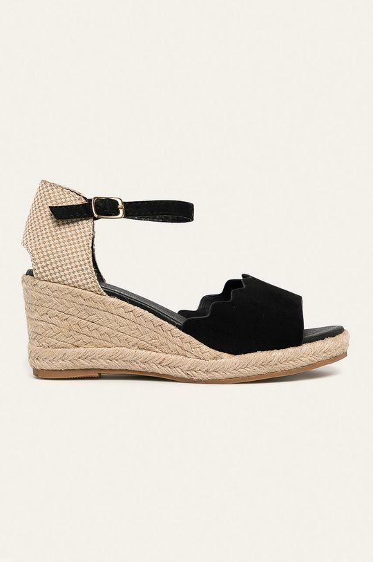 čierna Answear - Sandále Dámsky