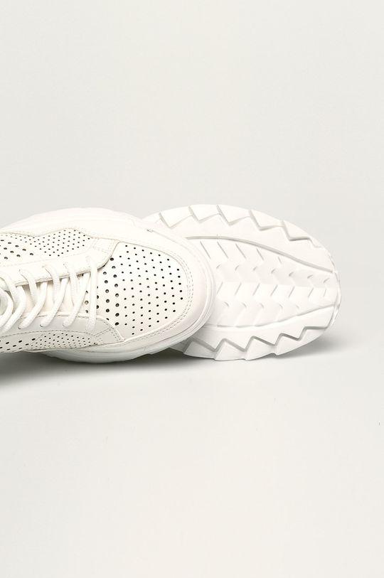 бял Answear - Обувки