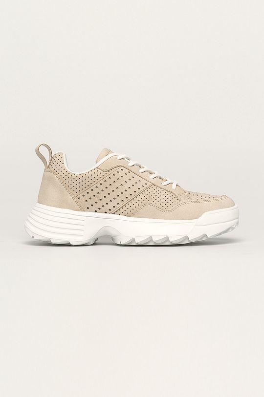 бежов Answear - Обувки Жіночий