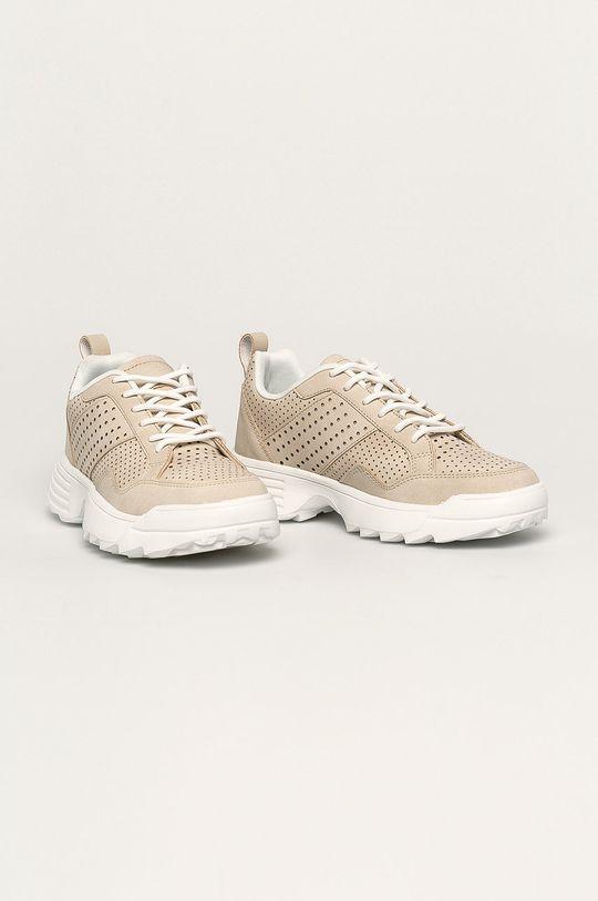 Answear - Обувки бежов