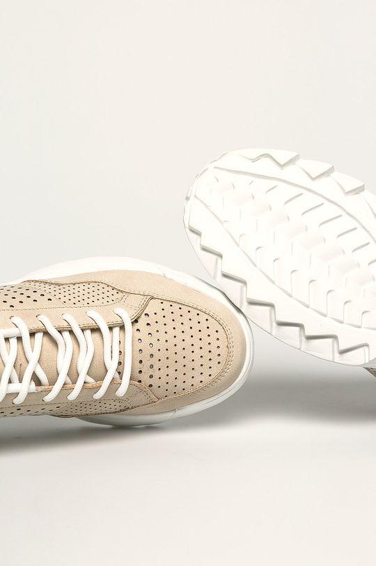бежов Answear - Обувки