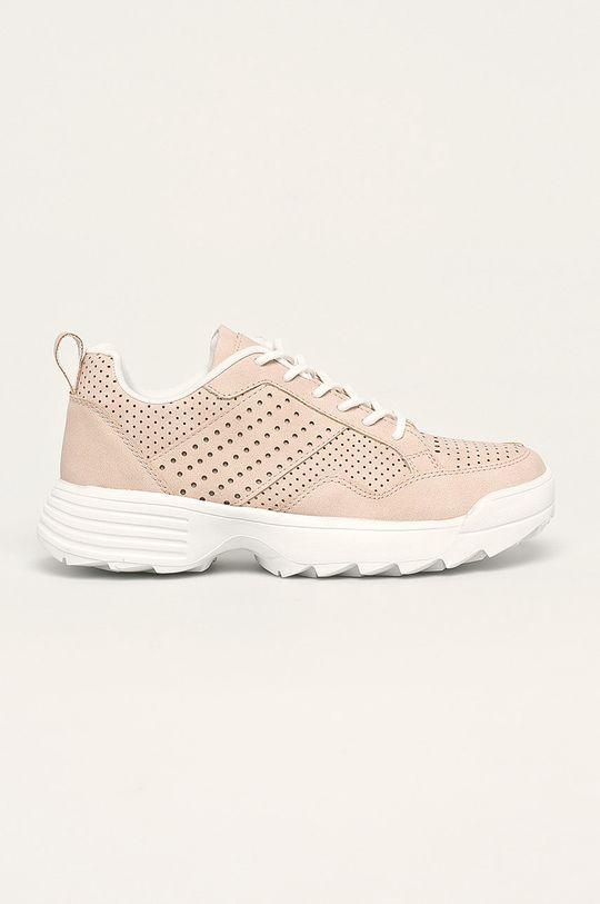телесен Answear - Обувки Жіночий