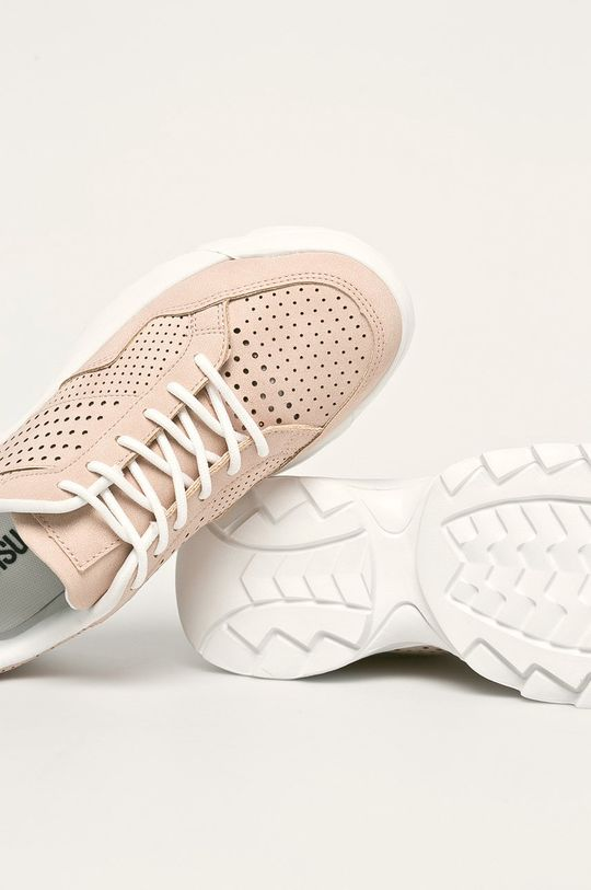телесен Answear - Обувки