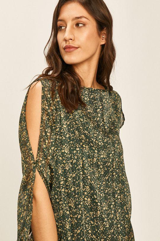 зелений Answear - Сукня Жіночий