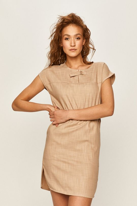 Answear - Sukienka piaskowy