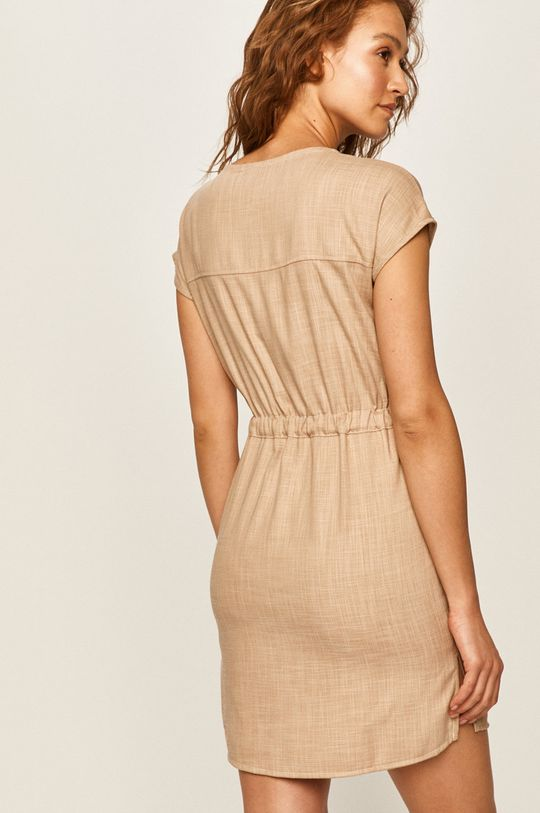 Answear - Rochie 74% Bumbac, 11% In, 15% Poliester