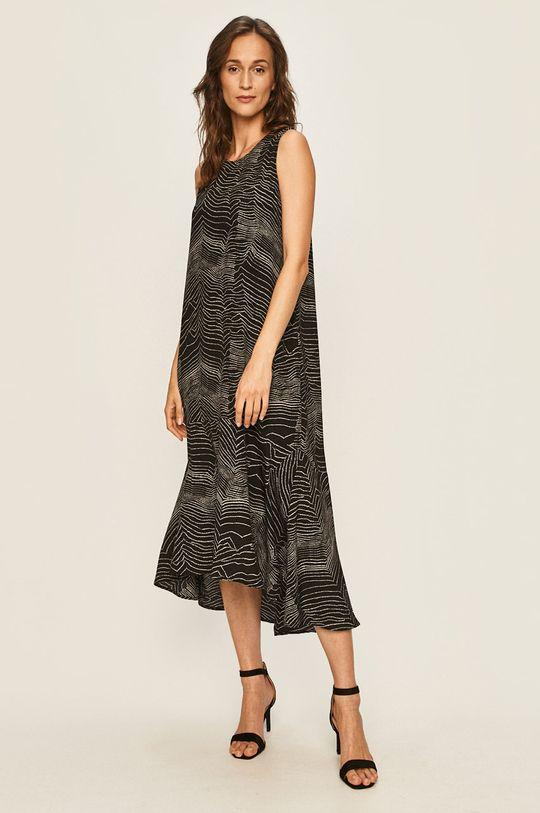 Answear - Šaty Answear Lab černá