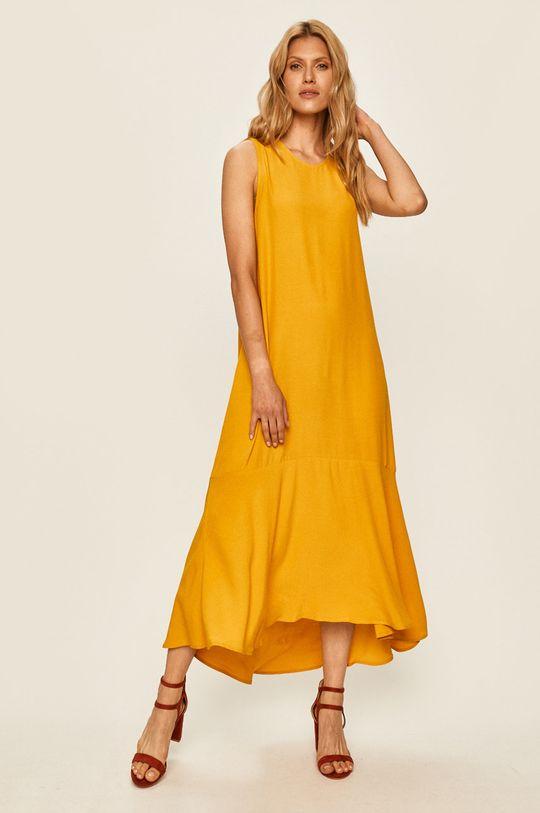 Answear - Sukienka bursztynowy