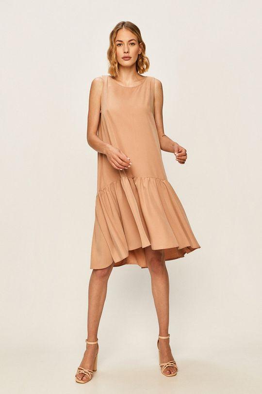 Answear - Šaty růžová