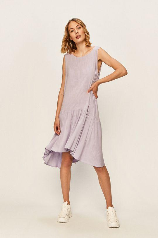 лавандовий Answear - Сукня Жіночий
