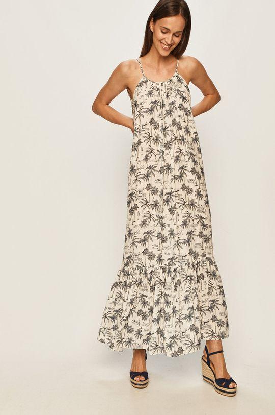 biały Answear - Sukienka Damski