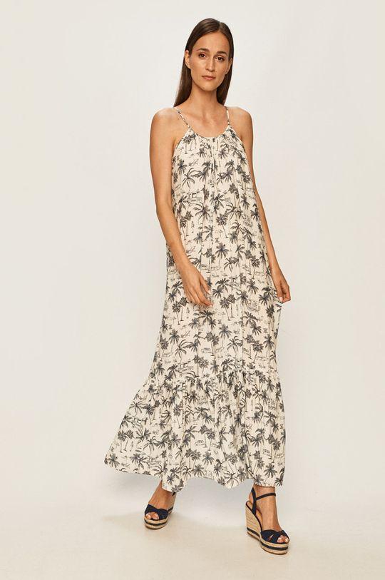 biały Answear - Sukienka