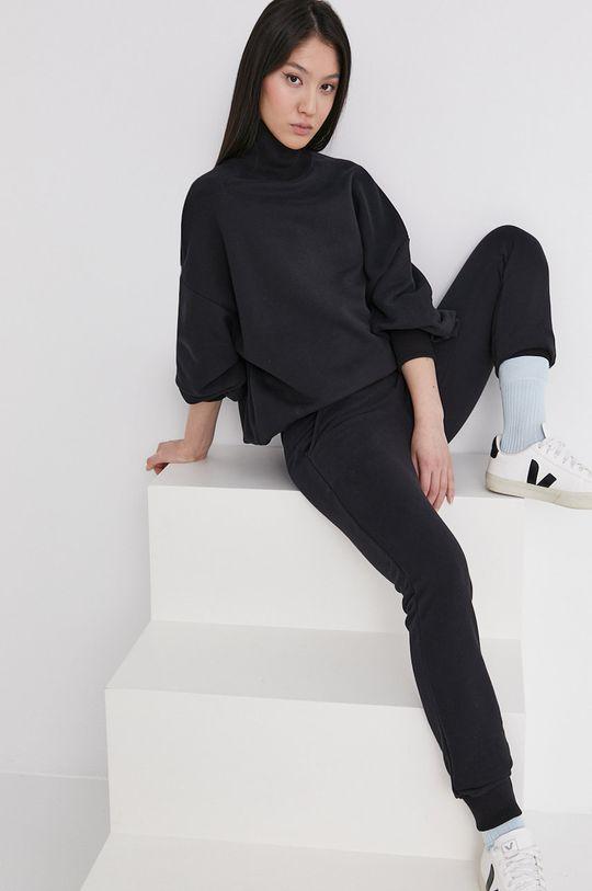 czarny Answear Lab - Bluza Natural Flow Damski