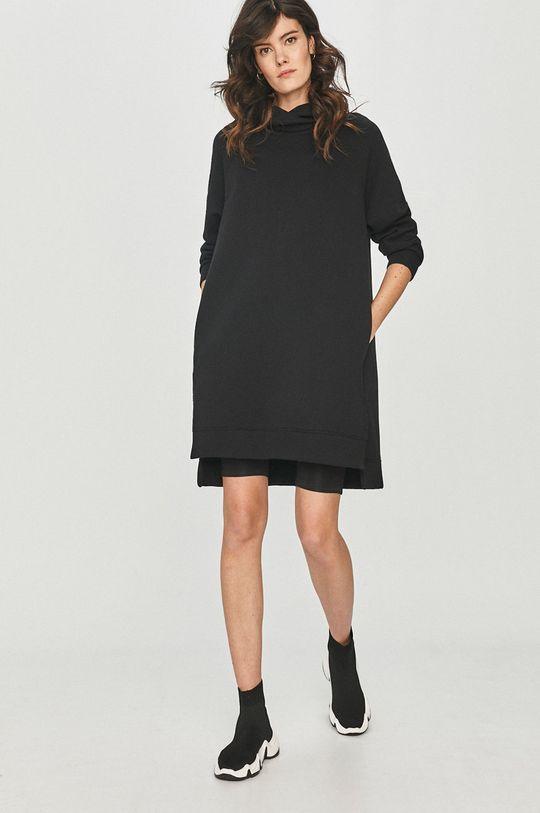 Answear Lab - Bluza negru