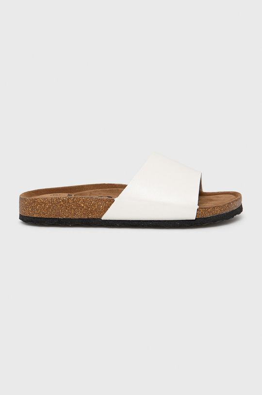 bílá Answear Lab - Pantofle Dámský