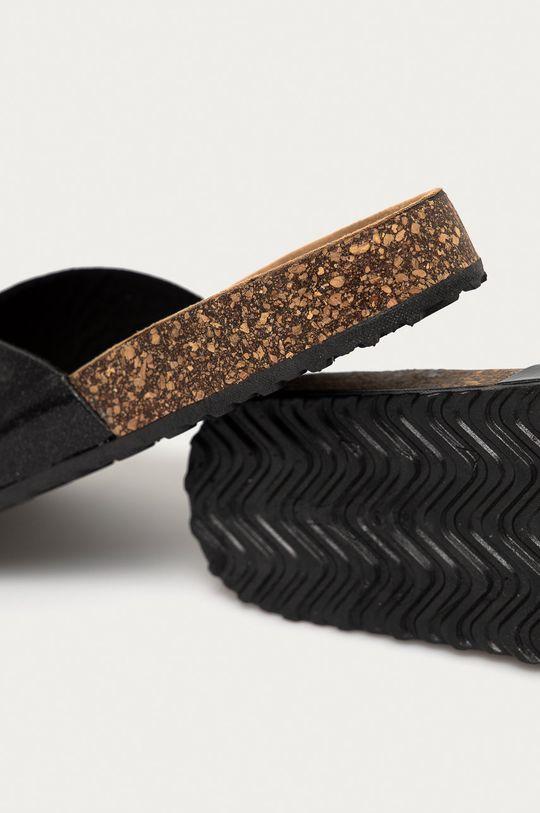 Answear Lab - Pantofle  Svršek: Umělá hmota Vnitřek: Textilní materiál Podrážka: Umělá hmota