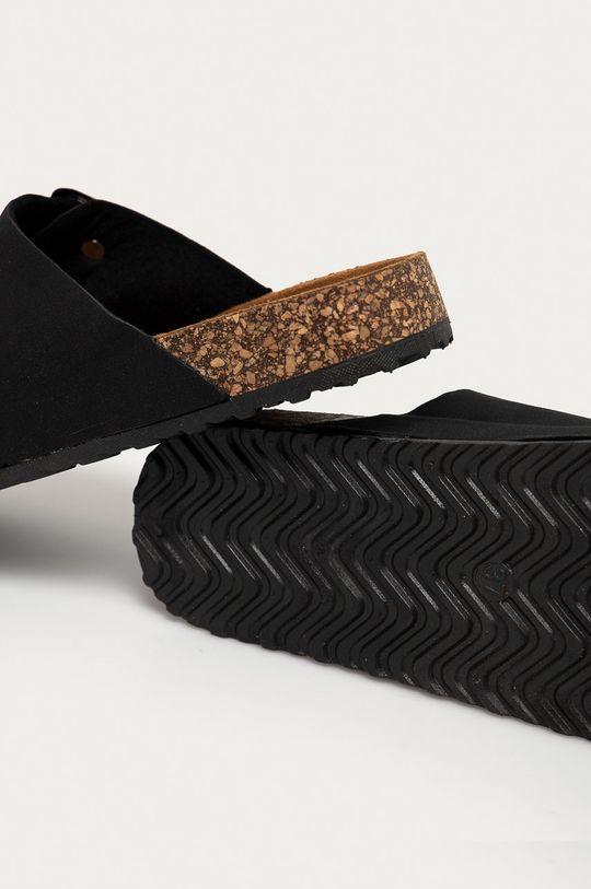 Answear Lab - Pantofle  Svršek: Textilní materiál Vnitřek: Textilní materiál Podrážka: Umělá hmota