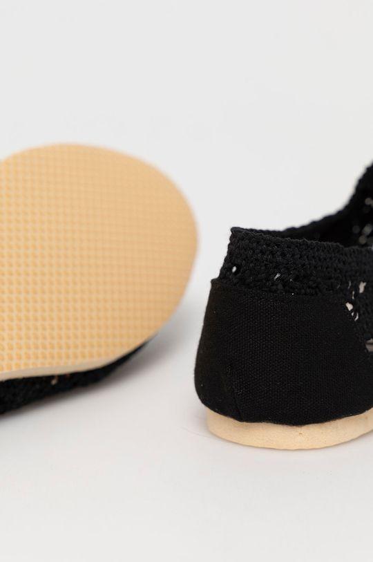 Answear Lab - Espadrilky  Zvršok: Textil Vnútro: Textil, Prírodná koža Podrážka: Syntetická látka