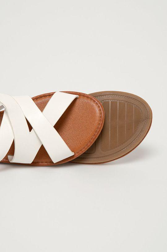 biela Answear Lab - Sandále